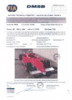 Ralt RT3/84 Alfa